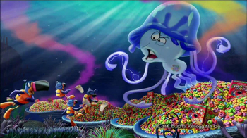 Fruit Loops TV Spot, 'Surf Wagon Game'