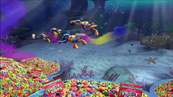 Fruit Loops TV Spot, 'Surf Wagon Game' - Thumbnail 6
