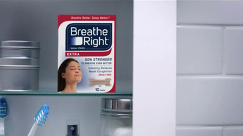 Breathe Right TV Spot, 'Relief You Need' - Thumbnail 4