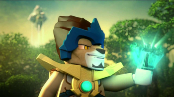 LEGO Legends of Chima TV Spot, 'Croc Thieves'