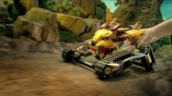 LEGO Legends of Chima TV Spot, 'Croc Thieves' - Thumbnail 5
