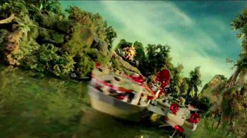 LEGO Legends of Chima TV Spot, 'Croc Thieves' - Thumbnail 6
