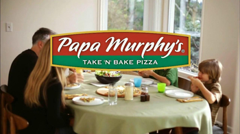 Papa Murphy's Delite Pizza TV Spot, 'Bring the Family Together' - Thumbnail 8