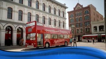 Phillips Colon Health TV Spot, 'Double Decker Bus' - 10254 commercial airings
