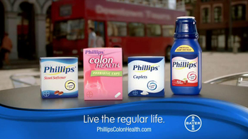Phillips Colon Health TV Spot, 'Double Decker Bus' - Thumbnail 8