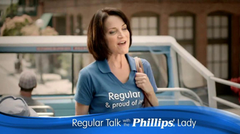 Phillips Colon Health TV Spot, 'Double Decker Bus' - Thumbnail 2