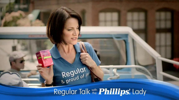 Phillips Colon Health TV Spot, 'Double Decker Bus' - Thumbnail 3