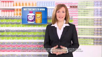Dulcolax Overnight Relief Laxative Tablets TV Spot, 'Faster Relief'