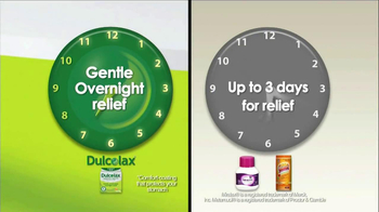 Dulcolax Overnight Relief Laxative Tablets TV Spot, 'Faster Relief'  - Thumbnail 7