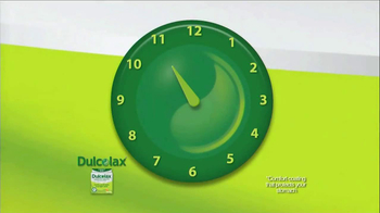 Dulcolax Overnight Relief Laxative Tablets TV Spot, 'Faster Relief'  - Thumbnail 6
