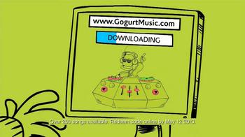 GoGurt TV Spot, 'Free Music Rock Out' - Thumbnail 9