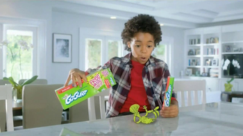 GoGurt TV Spot, 'Free Music Rock Out'