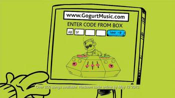 GoGurt TV Spot, 'Free Music Rock Out' - Thumbnail 8