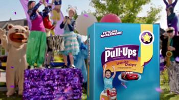 Huggies Pull-Ups TV Spot, 'First Flush' - Thumbnail 9