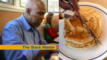 IHOP TV Spot, 'All You Can Eat Pancakes' - Thumbnail 5