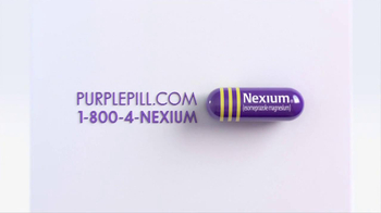 Nexium TV Spot, 'Day and Night Relief' - Thumbnail 4