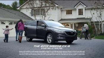 Mazda CX-9 TV Spot, 'Improbable Vehicle' - Thumbnail 10