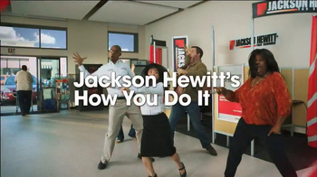 Jackson Hewitt TV Spot, 'Free Accuracy Guarantee' Song by Montell Jordan - Thumbnail 7