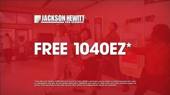 Jackson Hewitt TV Spot, 'Free 1040EZ' Song by Montell Jordan - Thumbnail 3
