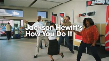 Jackson Hewitt TV Spot, 'Free 1040EZ' Song by Montell Jordan