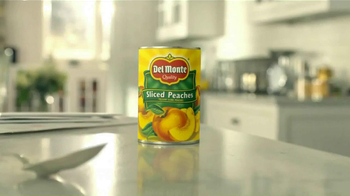 Del Monte Sliced Peaches TV Spot  - Thumbnail 1
