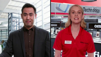 Office Depot TV Spot, 'Departure Time' - Thumbnail 2