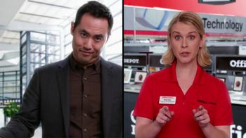 Office Depot TV Spot, 'Departure Time'