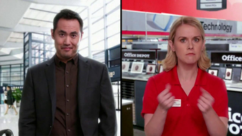 Office Depot TV Spot, 'Departure Time' - Thumbnail 4