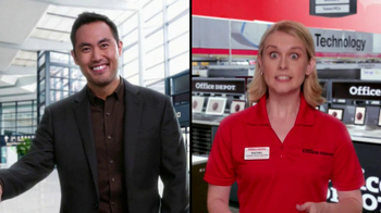 Office Depot TV Spot, 'Departure Time' - Thumbnail 7