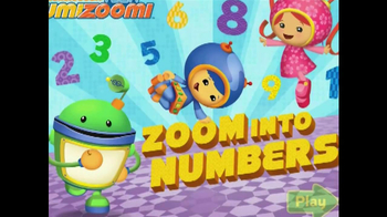 Team Umizoomi Math App TV Spot  - Thumbnail 3