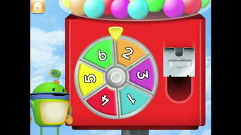 Team Umizoomi Math App TV Spot  - Thumbnail 9