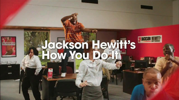 Jackson Hewitt TV Spot, 'No W2 Needed' Song by Montell Jordan - Thumbnail 6