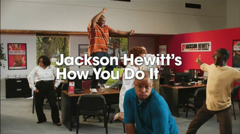Jackson Hewitt TV Spot, 'No W2 Needed' Song by Montell Jordan - Thumbnail 7