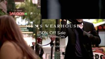 Men's Wearhouse TV Spot 'Half Off' - Thumbnail 10