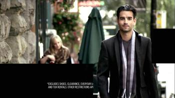 Men's Wearhouse TV Spot 'Half Off' - Thumbnail 5