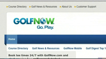 GolfNow.com TV Spot '4,000 Courses Worldwide' - Thumbnail 4