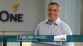 Care One TV Spot 'Shoes'