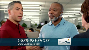 Care One TV Spot 'Shoes' - Thumbnail 4