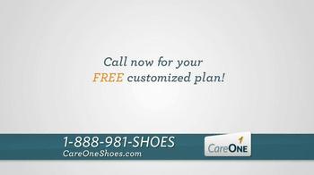 Care One TV Spot 'Shoes' - Thumbnail 6