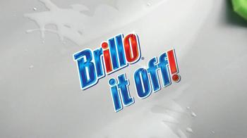 Brillo Estracell SpongesTV Spot, 'Brillo It Off' - Thumbnail 2