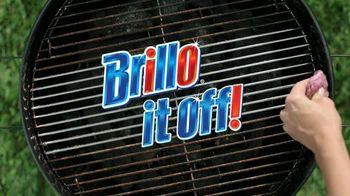 Brillo Estracell SpongesTV Spot, 'Brillo It Off'