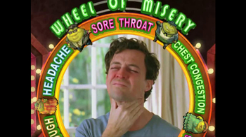 Mucinex TV Spot, 'Wheel of Misery' - Thumbnail 3