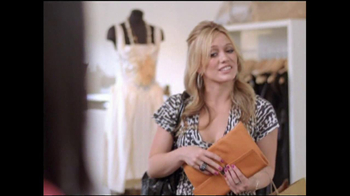 Think B4 You Speak TV Spot, 'Do You Like This Top?' Featuring Hillary Duff - Thumbnail 6