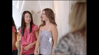 Think B4 You Speak TV Spot, 'Do You Like This Top?' Featuring Hillary Duff - Thumbnail 2