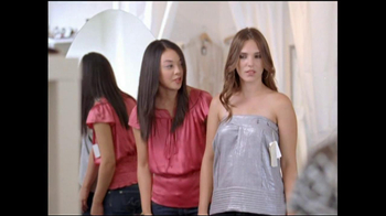 Think B4 You Speak TV Spot, 'Do You Like This Top?' Featuring Hillary Duff - Thumbnail 5