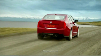 2013 Cadillac ATS TV Spot, 'Reviews' Song by Yeah Yeah Yeahs  - Thumbnail 3
