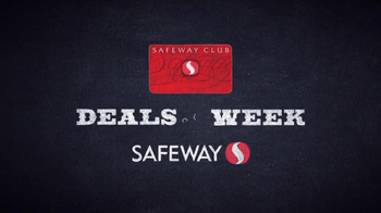 Safeway Deals of the Week TV Spot, 'Arrow Head, Folgers, Simply Orange' - Thumbnail 1
