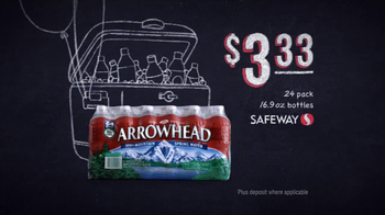 Safeway Deals of the Week TV Spot, 'Arrow Head, Folgers, Simply Orange' - Thumbnail 5