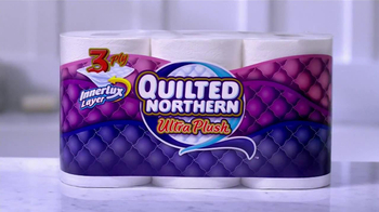 Quilted Northern Ultra Plush TV Spot, 'Bottom Line' - Thumbnail 6