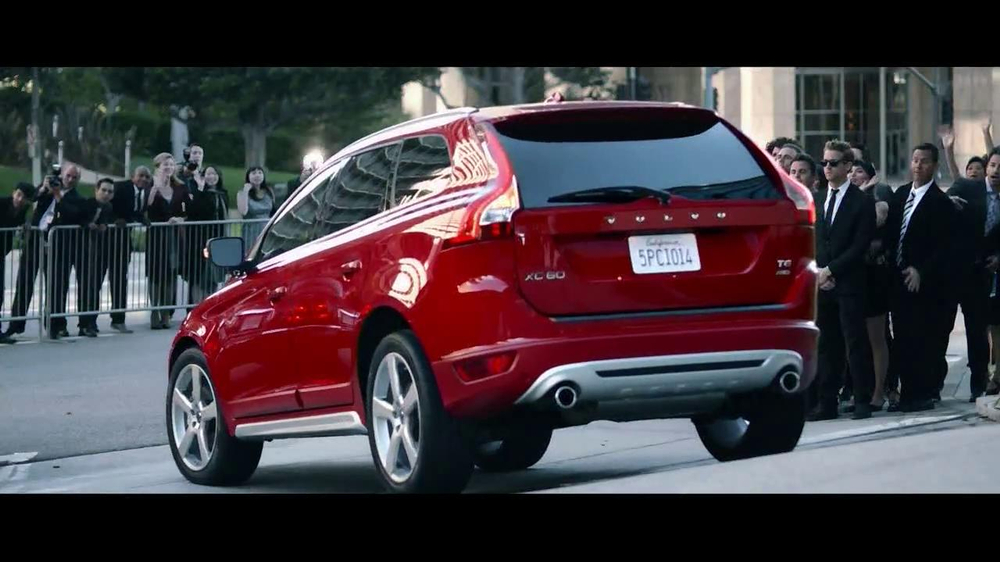 2013 Volvo XC60 R-Design TV Commercial, 'Expectations' Featuring Jeremy Lin
